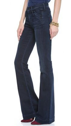 Citizens of Humanity Hutton Wide Leg Jeans $198