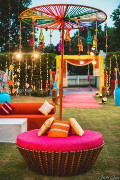 Desi Wedding Decor, Outdoor Wedding Decorations, Backdrop Decorations, Mehendi Decor Ideas, Mehndi Decor, Event Decor, Creations, Marriage, Wedding Journals
