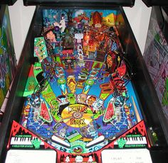 Monster Bash pinball is probably one of my favorite pins out there.