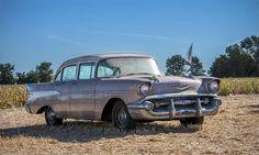 1957 Chevrolet sedan Photo by: Jay Ramey