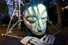 Large Scale Puppets the Pif Paf Way at Sheffield Theatres