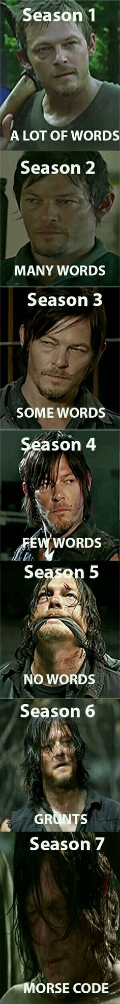 Seasoned Daryl