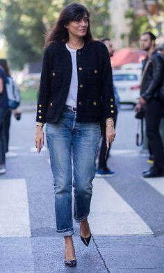 Las 'celebs' se apuntan al estilo 'parisien' - Foto 1                                                                                                                                                                                 More