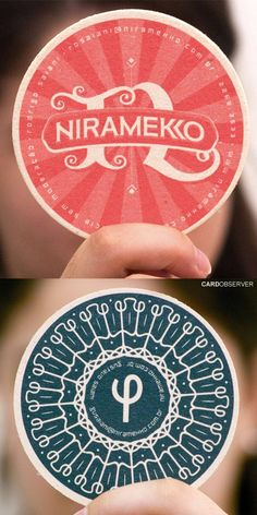 Niramekko Business Card