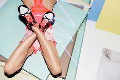 Lookbook de la colección de Stella McCartney para Adidas de primavera-verano 2013