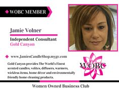 WOBC Member : Jamie Volner - Independent Consultant - Gold Canyo...