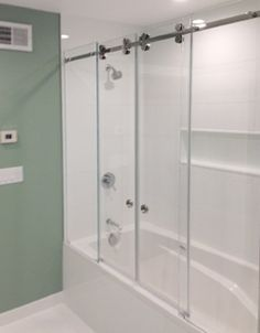 Shower/tub Frameless Glass Door   Google Search