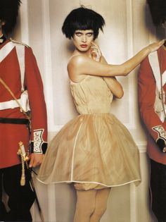 """""""The Fashion and The Fantasy"""" by Tim Walker for Vogue Italia"""