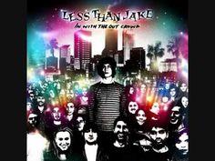 Less Than Jake - Overrated (lyrics)