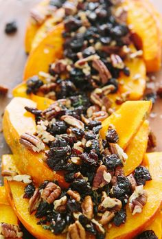 roasted red kuri squash + tart cherries – A House in the Hills Kuri Squash Recipe, Red Kuri Squash, Vegetable Sides, Vegetable Recipes, Tart Cherries, Kitchen Witchery, Cherry Tart, Thanksgiving Side Dishes, Side Recipes