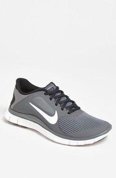Nike 'Free 4.0 V3' Running Shoe (Men) available at #Nordstrom - I feel a birthday present coming.