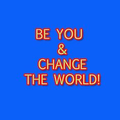 What if being you is all that is required to change the world?    www.beingyoubook.com