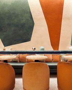 Lawson Robb (@lawson_robb) в Instagram: «89 Champs: L'Occitane x Pierre Hermé #collaboration #interiordesign»