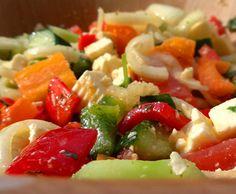 Rezept Bauernsalat von Fett-For-Fun-Thermi - Rezept der Kategorie Vorspeisen/Salate
