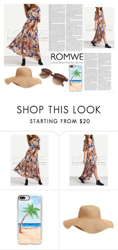 """""""Untitled #14"""" by lajla9 ❤ liked on Polyvore featuring Casetify and Old Navy"""