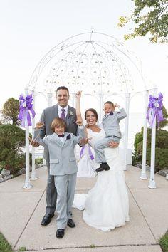 Vicki + Steve's Wedding at Celebrations at the Bay #wedding #weddingphotography #videoexpresspro