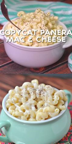 Easy Copycat Panera Mac and Cheese Recipe – Shugary Sweets Easy Copycat Panera Mac and Cheese Recipe – Shugary Sweets,p_ tasty Creamy white cheddar macaroni and cheese just like Panera. Give this copycat version. Think Food, Love Food, Macaroni Cheese Recipes, Creamy Macaroni And Cheese, Pasta Cheese, Creamy Cheese, Panera Bread Mac And Cheese Recipe, Elbow Macaroni Recipes, Snacks