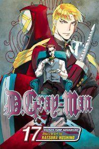 D. Gray-Man, Vol. 17: Parting Ways: Katsura Hoshino: 9781421531601: Amazon.com: Books