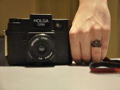 24 Magical Camera Tattoo Designs