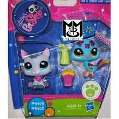 LPS dog and peacock