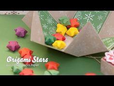Video Tutorial - Origami Stern - Stempelwiese Blog