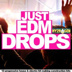 Just EDM Drops from HY2ROGEN