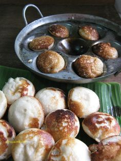 KARI LEAFS ... Malaysian flavour's: Search results for paniyaram