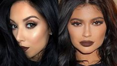 Get Kylie& bronzey makeup look! Kylie has been rocking her new Kylie Lip ki. :separator:Get Kylie& bronzey makeup look! Kylie has been rocking her new Kylie Lip ki. Best Makeup Tutorials, Makeup Tutorials Youtube, Beauty Tutorials, Best Makeup Products, Makeup Youtube, Video Tutorials, Beauty Ideas, Makeup Ideas, Beauty Tips