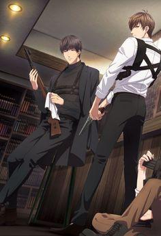 Anime Couple Kiss, Anime Couples, Koi, Anime Romans, C Anime, Cool Anime Guys, Manga Collection, Anime Girl Drawings, Handsome Anime