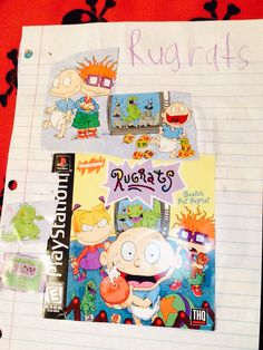 Rugrats by Kaylee Alexis