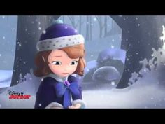 Sofia The First Holiday In Enchancia ft Aurora! - YouTube