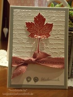 "Magnificent Maple Stampin Up | Magnificent Maple"" #1"