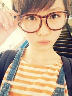 モーニング娘。'14 天気組『(´-`).。oO(.....暑いって!工藤 遥☆』