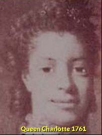 Princess Sophie Charlotte was born on this date in 1744. She was the first Black Queen of England