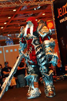 War from Darksiders 2 by ~Shoko-Cosplay