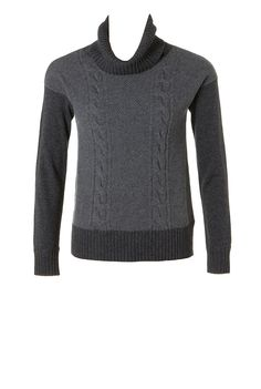 Trenery Stitch and Cable Knit