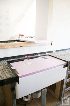 DIY White Concrete Arbeitsplatten Source by