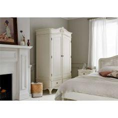 La Louvier Wardrobe from £999 - www.Time4Sleep.co.uk