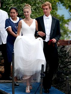 Monaco's Royal Wedding, Round Two! Pierre Casiraghi and Beatrice Borromeo Hold Religious Wedding in Italy| Wedding, The Royals