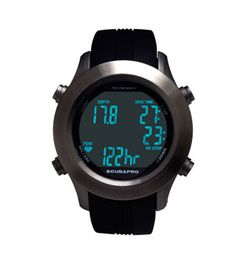 New Scuba Diving Watch from Scuba Pro - It's called the Meridian.