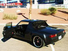 Porsche 914 / Subaru WRX Flat 4 Engine