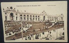 Worlds Fair 1910 Exposition Universelle et Internationale