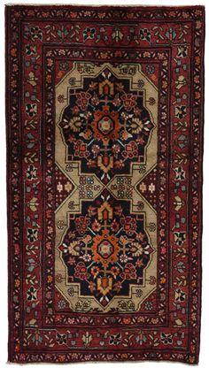 Bijar - Kurdi Tappeto Persiano 160x86