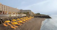 Hilton Giardini Naxos Hotel, Italy - Beach Exterior