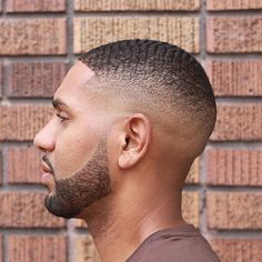 Extra Short Fade With Waves Men's Haircut Ideas Mens Short Haircuts, Haircuts for Men, Hairstyles for Men