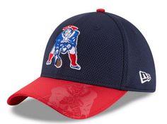 926255bee79 New Era New England Patriots Baseball Cap NFL 39Thirty Sideline 3930  11289484