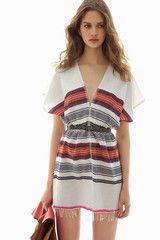 LOVE this lemlem bella tunic Kaftan, Ethiopian Dress, Mexican Fashion, Lemlem, International Fashion, Traditional Outfits, Sustainable Fashion, Spring Summer Fashion, Beachwear