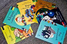 Maluszkowe inspiracje: Czytać każdy może!