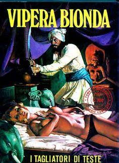 EDIFUMETTO - VIPERA BIONDA 7, VIPERA BIONDA 7