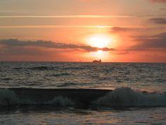 tybee island georgia | File:Sunrise over north beach on Tybee Island, GA.jpg - Wikipedia, the ...
